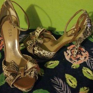 Guess high heel